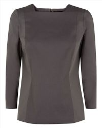Jaeger Tailoring Top - Lyst