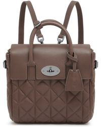 Mulberry Mini Cara Delevingne Bag - Lyst