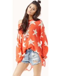 Wildfox Seeing Stars Lennon Sweater - Lyst