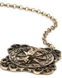 Zad Fashion Inc. - Where Youll Lead Necklace - Lyst
