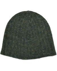 Hat Attack Ribbed Knit Hat - Lyst
