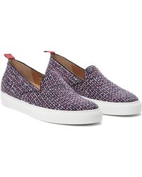Madison Et Cie Slip On Sneaker - Lyst