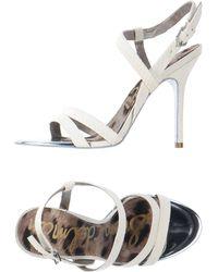 Sam Edelman High-Heeled Sandals - Lyst