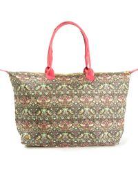 Mi-Pac - Strawberry Thief Printed Tote Bag - Lyst