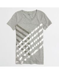 J.Crew Factory Crossover Collector Tee - Lyst