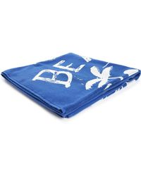 Diesel Blue Helleri Bath Towel blue - Lyst