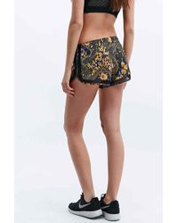 Without Walls - Floral Run Shorts - Lyst