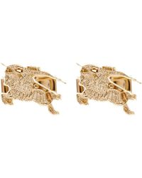Burberry Brit - Equestrian Knight Cufflinks - Lyst