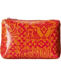 Pendleton Coated Canvas Cosmetic Case - Lyst