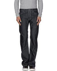 DIESEL | Denim Trousers | Lyst