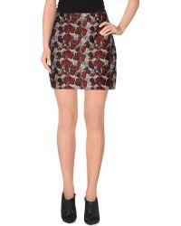 Rodarte | Mini Skirt | Lyst