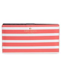 Kate Spade   'fairmount Square - Stacy' Wallet   Lyst