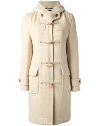 Harnold Brook - Mid Length Coat - Lyst