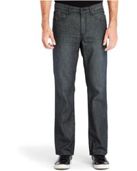 Kenneth Cole New York Slim-fit Low-rise Jeans - Lyst