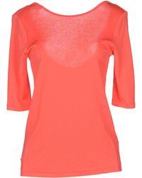 Ralph Lauren Black Label Short Sleeve T-Shirt - Lyst