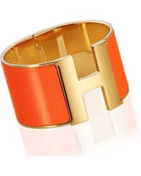 Hermes Clic H Extralarge - Lyst