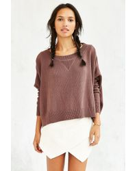 Silence + Noise Andy Sweater - Lyst