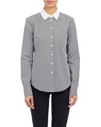 Band of Outsiders - Women's Oxford Shirt - Lyst