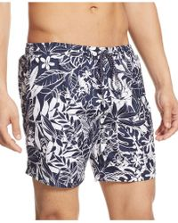 Hugo Boss Boss Piranha Swim Shorts - Lyst
