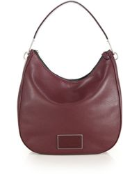 Marc By Marc Jacobs | Ligero Leather Hobo Bag | Lyst