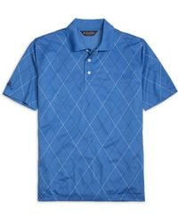 Brooks Brothers St Andrews Links Argyle Polo Shirt - Lyst