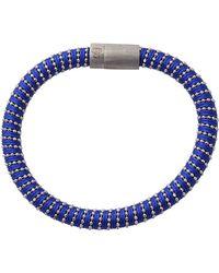 Carolina Bucci - Twister Goldplated Bracelet - Lyst