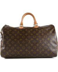 Louis Vuitton Monogram Speedy 40 Bag - Lyst