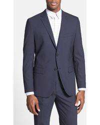 Theory 'Wellar New Tailor' Trim Fit Wool Blend Sport Coat - Lyst