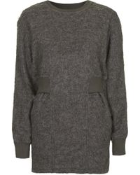 Topshop Mad Caddies Jumper Dress by Story Of Lola - Lyst