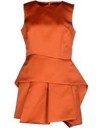 McQ Alexander McQueen | Short Dress | Lyst
