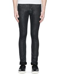 DRKSHDW by Rick Owens Coated Skinny Jeans - Lyst