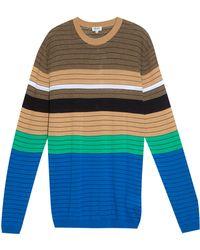 KENZO   Striped Sweater   Lyst