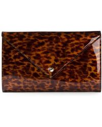 Givenchy Medium Envelope Clutch - Lyst