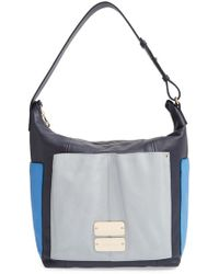 See By Chloé Women'S 'Nellie' Leather Hobo - Blue - Lyst