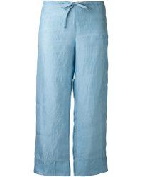 Dosa Wide Leg Trouser - Lyst