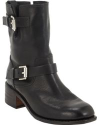 Rag & Bone Bucklestrap Andover Ankle Boots - Lyst