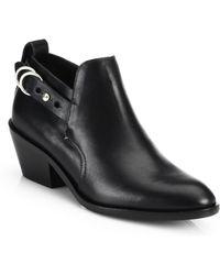 Rag & Bone Sullivan Ankle Boots black - Lyst