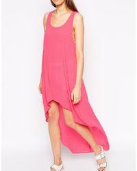 Pop Cph - Georgette Summer Dress - Lyst