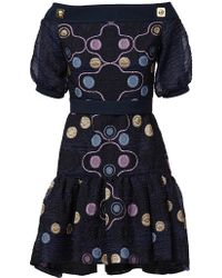 Peter Pilotto | 'pallas' Dress | Lyst