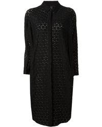 Zero + Maria Cornejo Manu Shirt Dress - Lyst