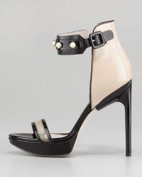 Jason Wu Nadja Pearlystrap Platform Sandal - Lyst