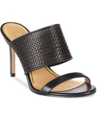 Enzo Angiolini - Arianne Slide Dress Sandals - Lyst