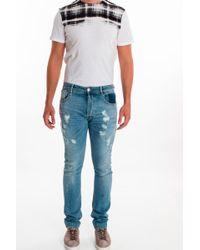 Balmain Five Pocket Jeans - Lyst