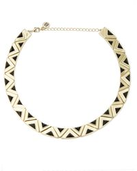 House of Harlow 1960 - Aura Collar Necklace - Lyst