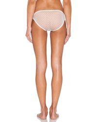 Only Hearts - Coucou Lola Side Tie Bikini - Lyst