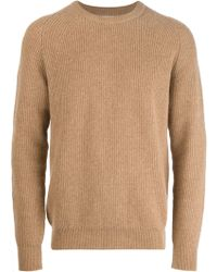 Marc Jacobs Ribbed Knit Sweater - Lyst