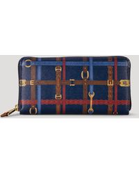 Lauren by Ralph Lauren Wallet - Gallaway Zip - Lyst