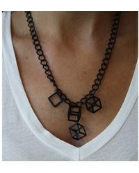 Spectrum | Cubist Necklace | Lyst
