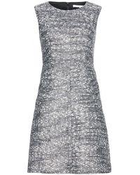 Diane von Furstenberg Yvette Tweed Dress - Lyst