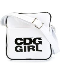 Comme des Garçons - Logo Lacquer Shoulder Bag - Lyst